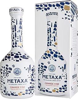"""Metaxa Grande Fine Collector""""s Edition Keramikflasche mit Geschenkverpackung 1 x 0.7 l"""