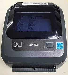 Zebra ZP 450 Label Thermal Bar Code Printer ZP450-0501-0006A