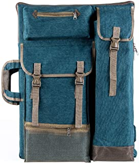 Transon Art Portfolio Case Artist Backpack Canvas Bag