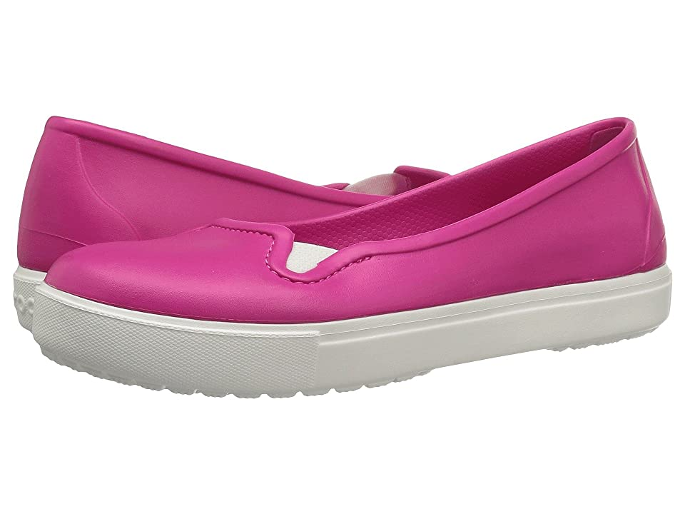 Crocs CitiLane Flat (Candy Pink) Women
