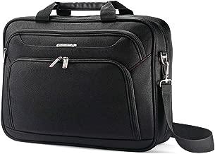 Samsonite Xenon 3.0 Single Gusset Techlocker Laptop Bag, Black, One Size