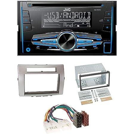 Jvc Kw M24bt 2din Car Bluetooth Mp3 Aux Usb Radio For Elektronik