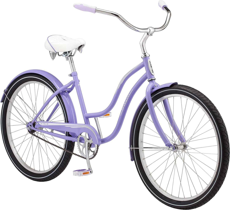 Schwinn Talia Women's Cruiser Bicycle, 26  Wheels, Multiple colors
