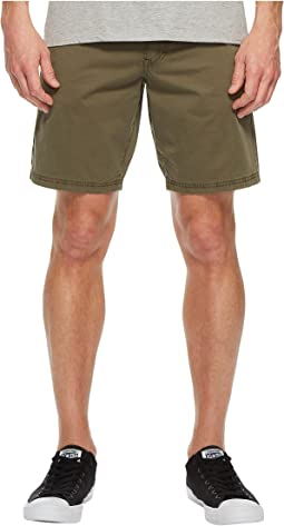 John Varvatos Star U.S.A. - Casual Shorts with Flatiron Jeans Pocket Details S155U1B