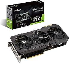 ASUS TUF Gaming NVIDIA GeForce RTX 3080 OC Edition Graphics Card (PCIe 4.0, 10GB GDDR6X, HDMI 2.1, DisplayPort 1.4a, Dual ...