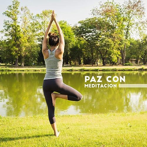 Paz con Meditacion: Arte Budista de la Calma, Zen Yoga ...
