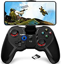 TERIOS PUBG Mobile Game Controller for Android - PC Controller Compatible with Windows 10/8/7, Playstation 3 Wireless Game...