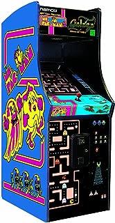 pacman and galaga arcade machine