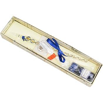ルビナート ガラスペン インクセット 28/ALF+INK ブルー#21