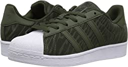 adidas Originals Kids - Superstar Glitter Mesh (Big Kid)
