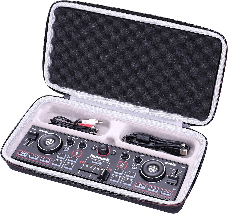 LTGEM EVA Max 70% OFF Hard Case for Numark DJ2GO2 Controller Popular standard DJ T - Pocket