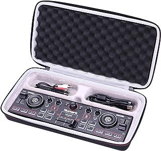 LTGEM EVA Hard Case for Numark DJ2GO2 | Pocket DJ Controller - Travel Protective Carrying Storage Bag