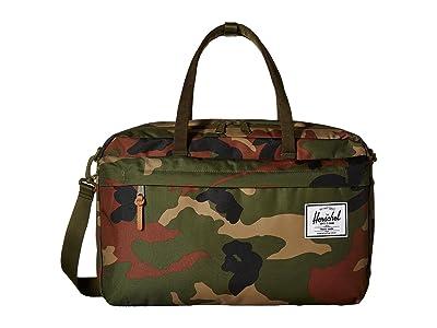 Herschel Supply Co. Bowen (Woodland Camo 1) Duffel Bags