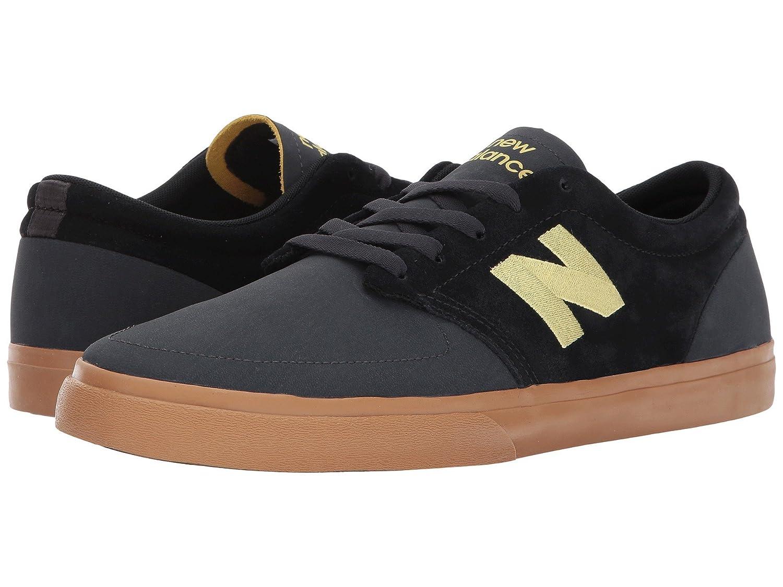 (ニューバランス) New Balance メンズランニングシューズ?スニーカー?靴 NM345 Black/Yellow ブラック/イエロー 12 (30cm) D