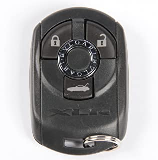 OEM Electronic 3-Button Remote Head Key Fob Compatible With Dodge FCC ID: OHT692427AA, P//N: 05175786, 56040649