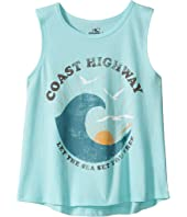 O'Neill Kids - Funway Rylee Tank Top (Toddler/Little Kids)