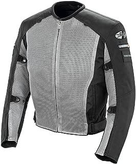 Joe Rocket Recon Mesh Military Spec Men's Textile Street Motorcycle Jacket - Grey/Black / 2X-Large
