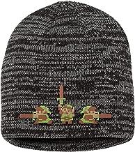 knit link hat
