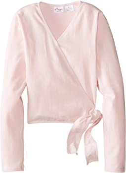 Capezio Kids - Classic Wrap Top (Toddler/Little Kids/Big Kids)