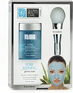 Aqua: Gel Face Mask with Applicator