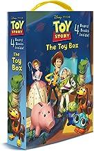 The Toy Box (Disney/Pixar Toy Story): 4 Board Books