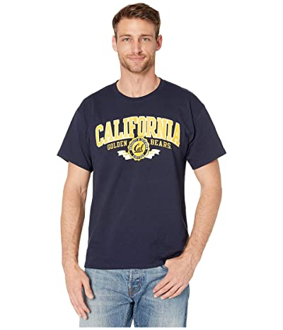 Champion College Cal Bears Jersey Tee (Navy 1) Men