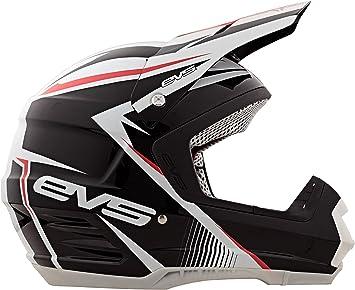 EVS Sports HT5B-LNOWH-M T5 Bolt Helmet Liner