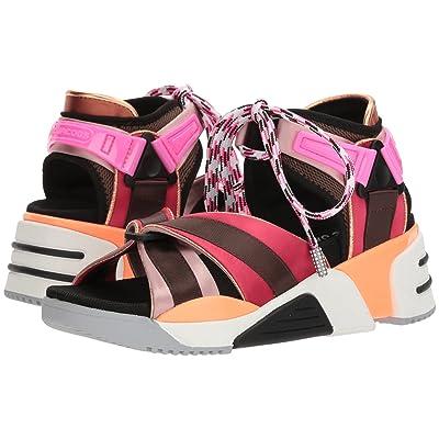 Marc Jacobs Somewhere Sport Sandal (Raspberry Multi) Women