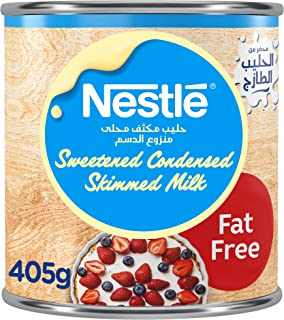 Nestle Fat Free Sweetened Condensed Milk 405g