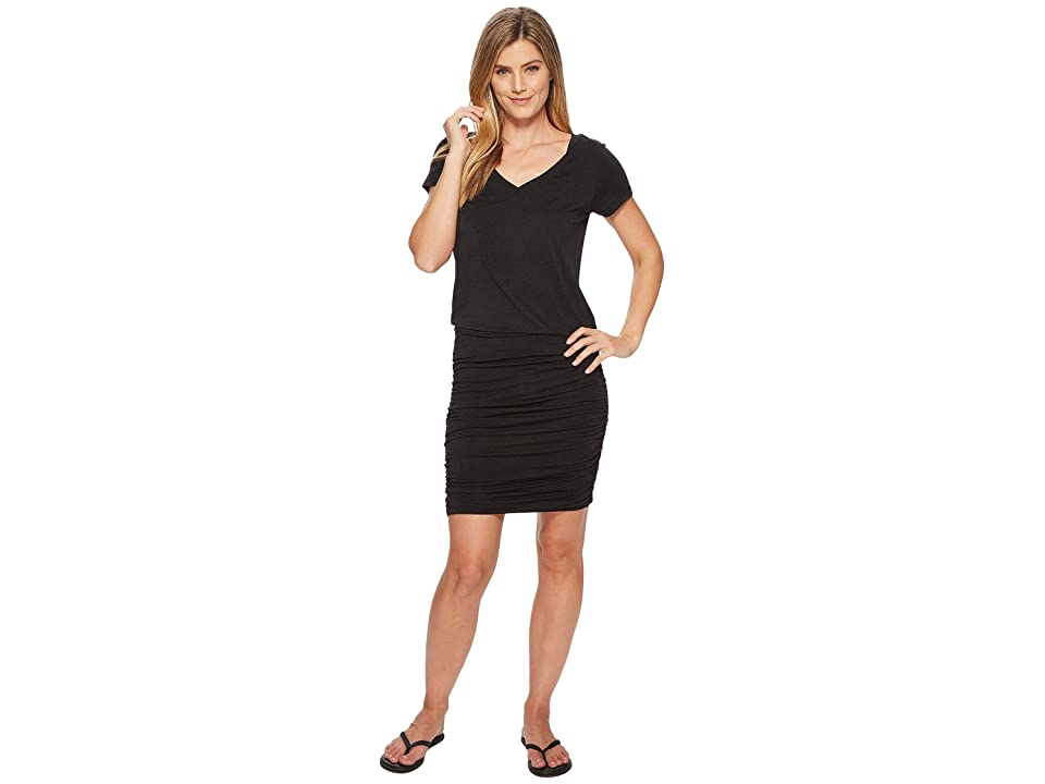 Prana Foundation Dress (Charcoal Heather) Women