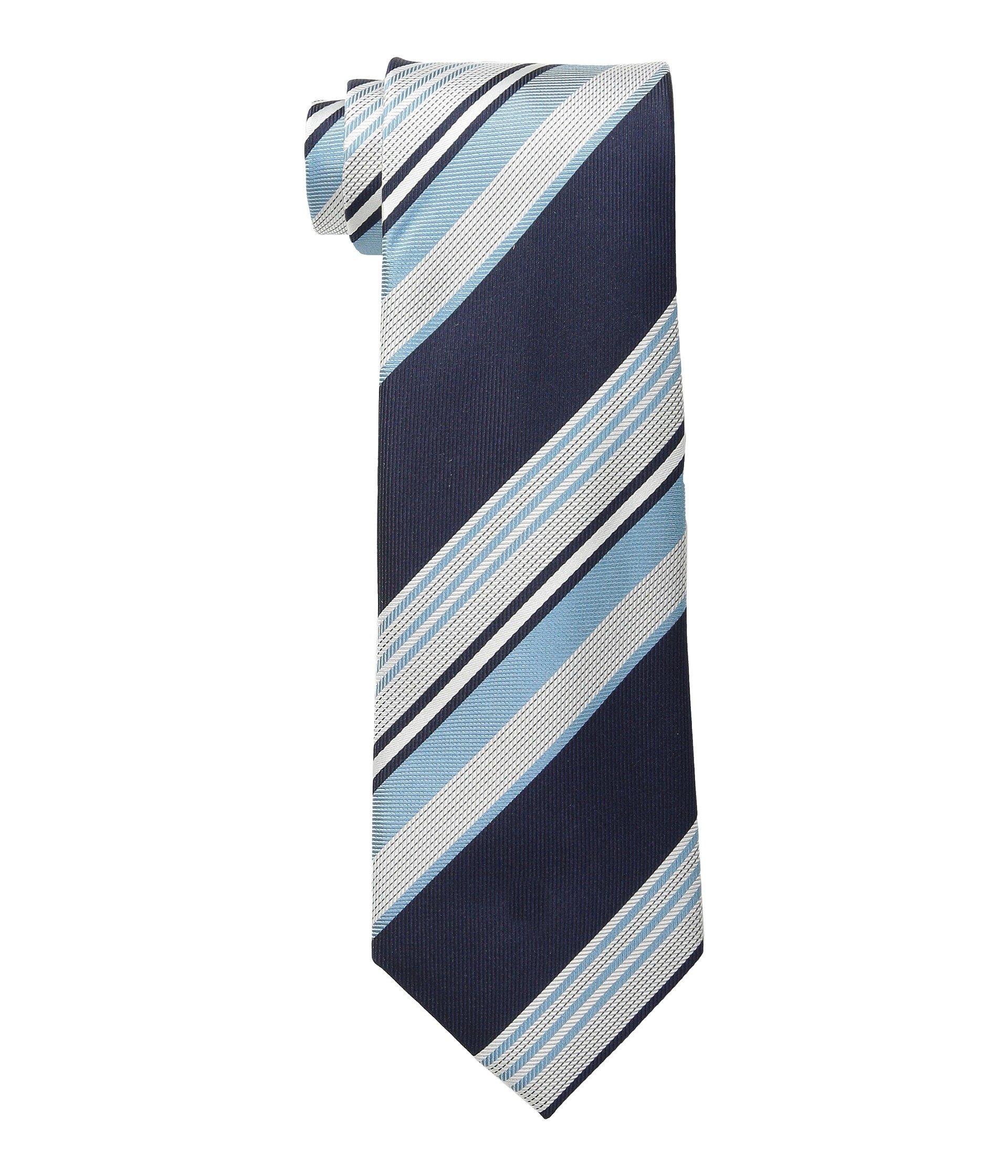 Corbata para Hombre Kenneth Cole Reaction Rail Stripe  + Kenneth Cole Reaction en VeoyCompro.net