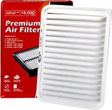 KarZone KAR10171 Panel Air Filter - Replacement for CA10171 - Toyota Camry 2007-2017, Toyota Venza 2009-2016
