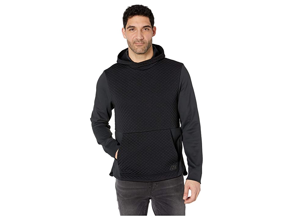 New Balance Heatloft Pullover (Black) Men