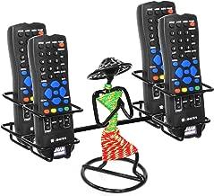 Orchid engineers Remote Holder/Remote Stand/Remote Organizer showpiece (Namaste Gesture, 4 REMOTES)