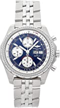Breitling Bentley Mechanical (Automatic) Blue Dial Mens Watch A1336313/C649 (Certified Pre-Owned)