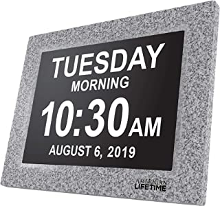 Best wall clock with day and date display Reviews