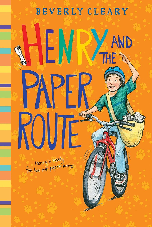 避けるかもめ選択するHenry and the Paper Route (Henry Huggins series Book 4) (English Edition)