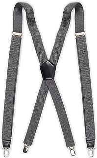 Dockers Men's Solid Suspender