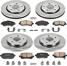 Best 2012 chrysler 200 brake pads Reviews
