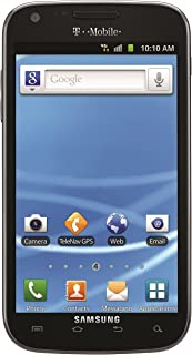 Samsung T989 Galaxy S II 4G Unlocked GSM Smartphone with 8 MP Camera, Android OS, 16 GB Internal Memory, Touchscreen, Wi-Fi, and GPS (Black)