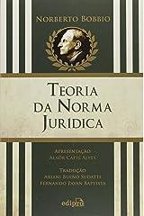 Teoria da Norma Jurídica Capa comum