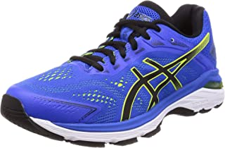 ASICS Australia GT-2000 7 Men's Running Shoe, Illusion Blue/Black