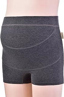 犬印本舗 オーガニックコットンシリーズ らくばきタイプ妊婦帯 チャコールグレー L HB8394