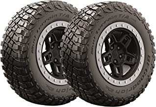BFGOODRICH Mud-Terrain T/A KM3 All- Season Radial Tire-37x12.50R20/E 126Q