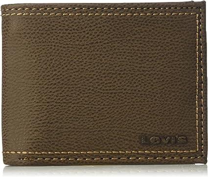 Levi's Men's Rfid Security Blocking Traveler Wallet