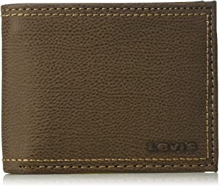 Levis 2019 Mens Rfid Security Blocking Traveler Wallet, 14 cm