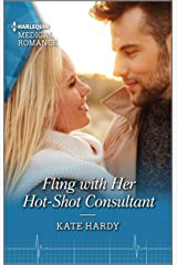 Fling with Her Hot-Shot Consultant (Changing Shifts Book 1) Kindle Edition