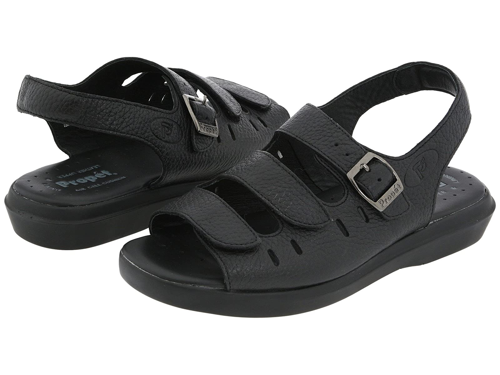 Propet Breeze WalkerAtmospheric grades have affordable shoes