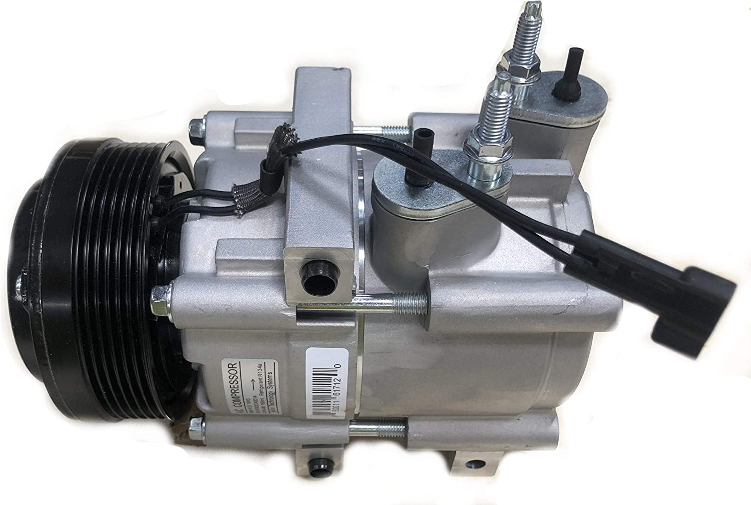 Dallas Mall NEW OEM Class AC Compressor ApolloTech Ford For 06-11 1913 Large special price ATS