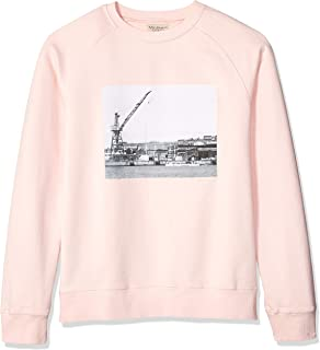 Nudie Jeans Mens Samuel Gbg Harbour Sweatshirt